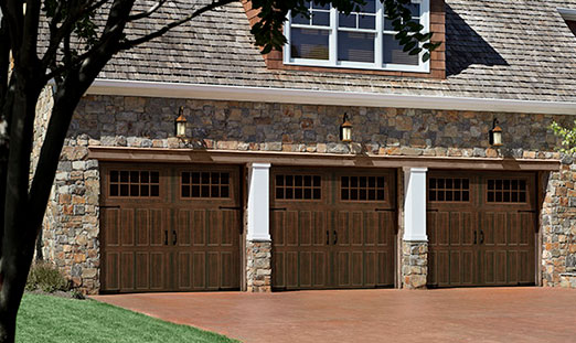Looks Can Be Deceiving. From A Distance, You See Wood. Up Close, Itu0027s  Durable, Low Maintenance Steel. Classica® Provides An Authentic Carriage  House Looks ...
