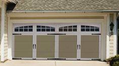 Beautiful If You Like The High End Look Of Wood Carriage House Style Garage Doors,  But Still Want The Benefits Of A Durable, Low Maintenance, Insulated Steel  Garage ...